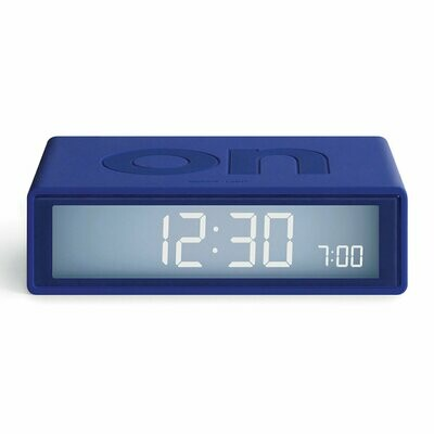 Flip Clock - Blue