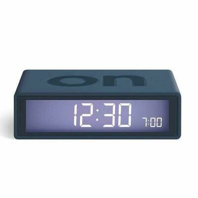 Flip Clock - Duck Blue