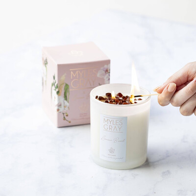 Crystal Candle - Myles Gray X Lauren Brant Collab
