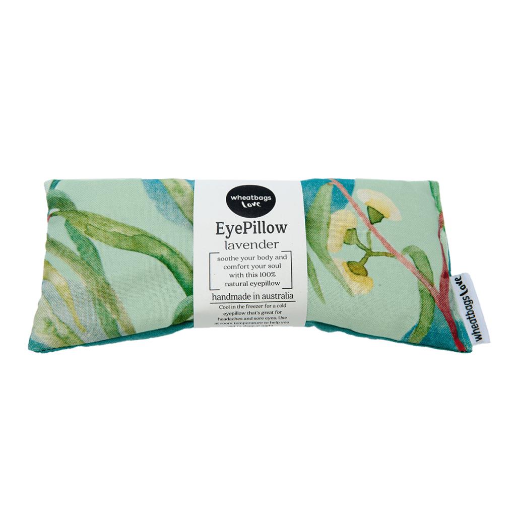 Wheatbag EyePillow - Lavender - Gumnut