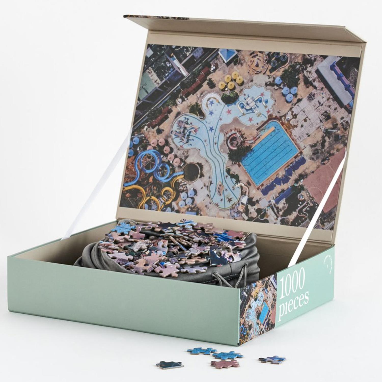 1000 Piece Puzzle - Waterpark