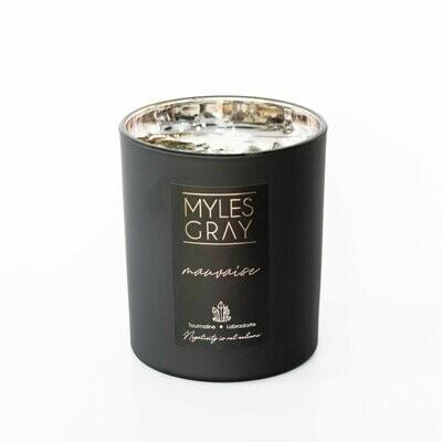Crystal Candle - Mauvaise - Deflect Bad Energy