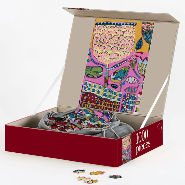 1000 Piece Puzzle - Mexicana