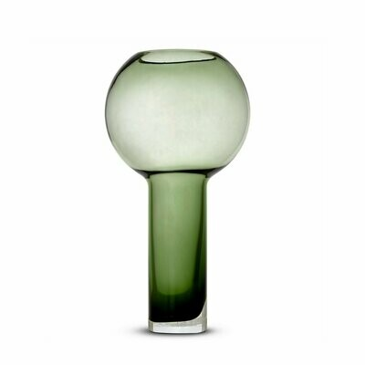 Ballon Vase - Green - Large (Click & Collect Only)
