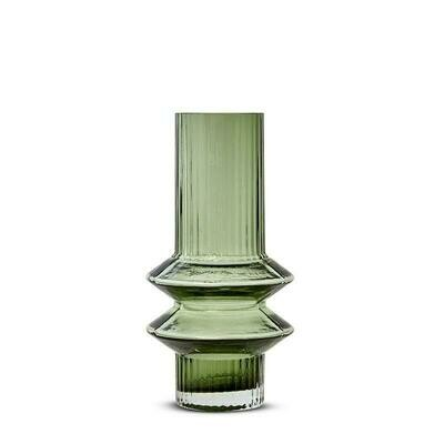 Memphis Vase - Green - Small (Click & Collect Only)