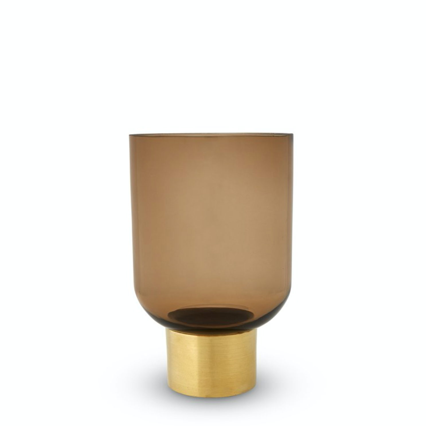 Luxor Vase - Butterscotch - Small (Aval. for Local Drop Off Only)