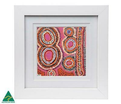 Framed Print - Aboriginal Art - Murdie Morris