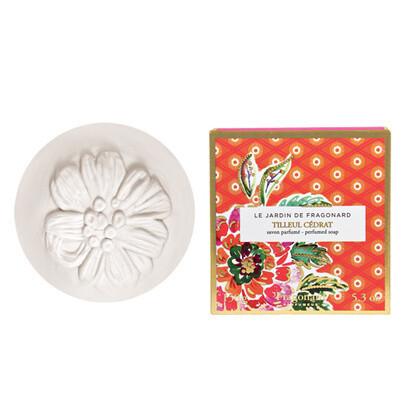 Fragonard's Garden Soap - Tilleul Cedrat