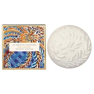 Fragonard's Garden Soap - Rose Lavande