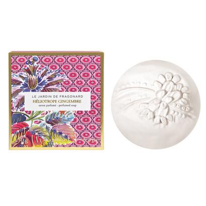 Fragonard's Garden Soap - Heliotrope Gingembre