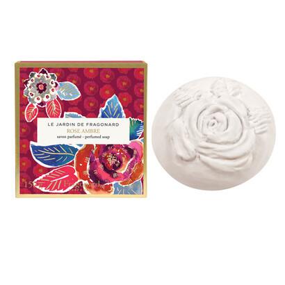 Fragonard's Garden Soap - Rose Ambre