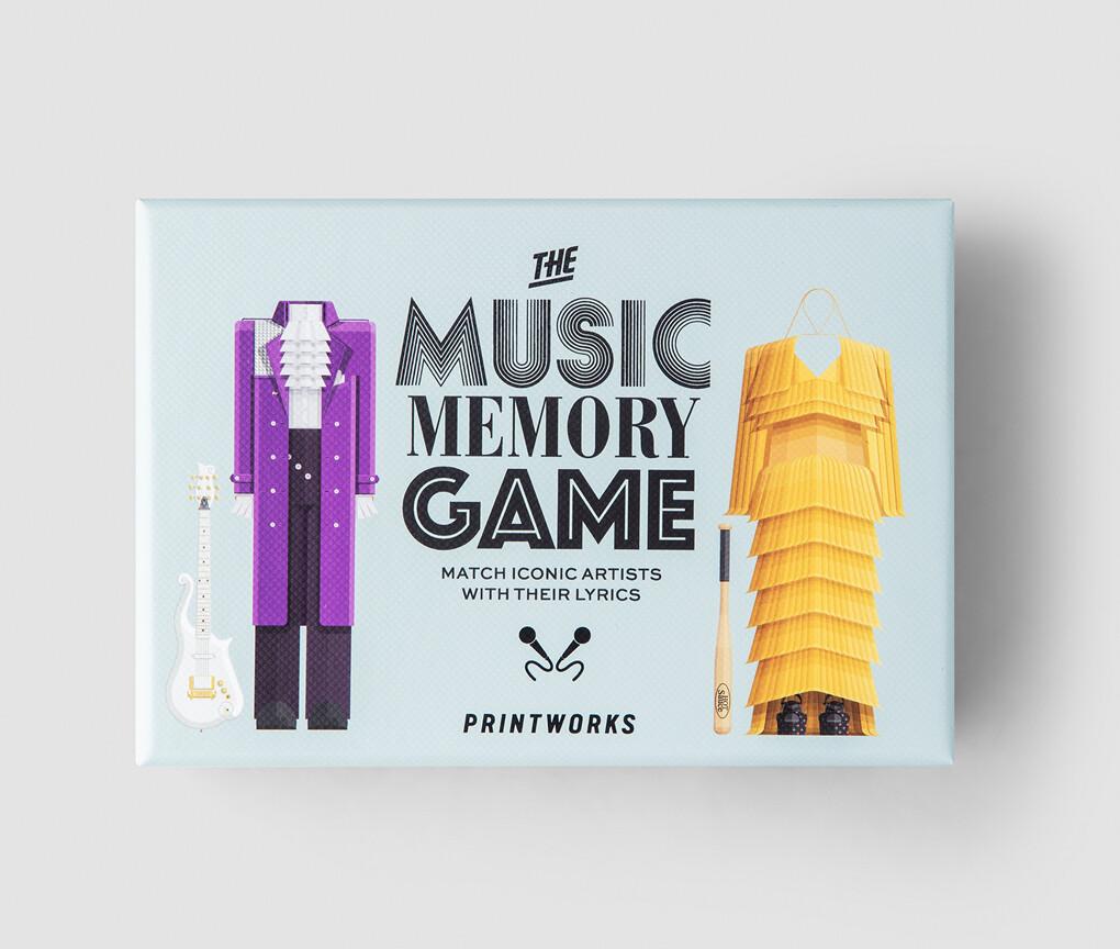 Memory Game - Music