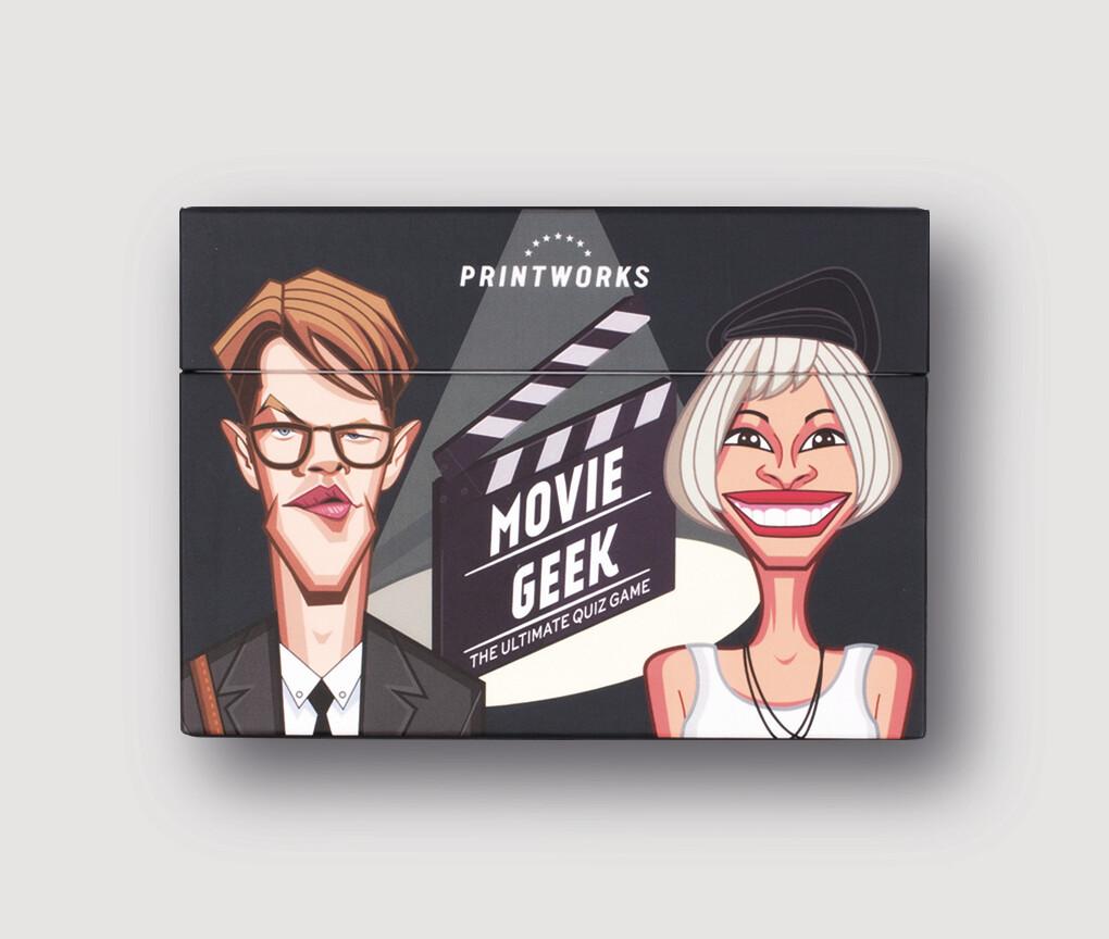 Trivia Game - Movie Geek