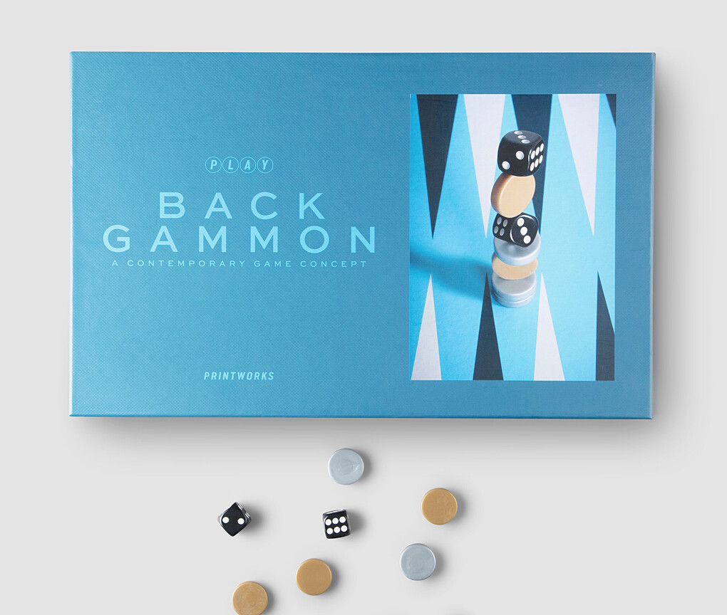 Play Game - Backgammon