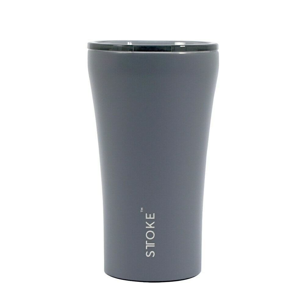 Coffee Cup Large - Slate Grey - Matt