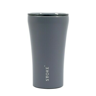 Coffee Cup Large - Slate Grey - Matt