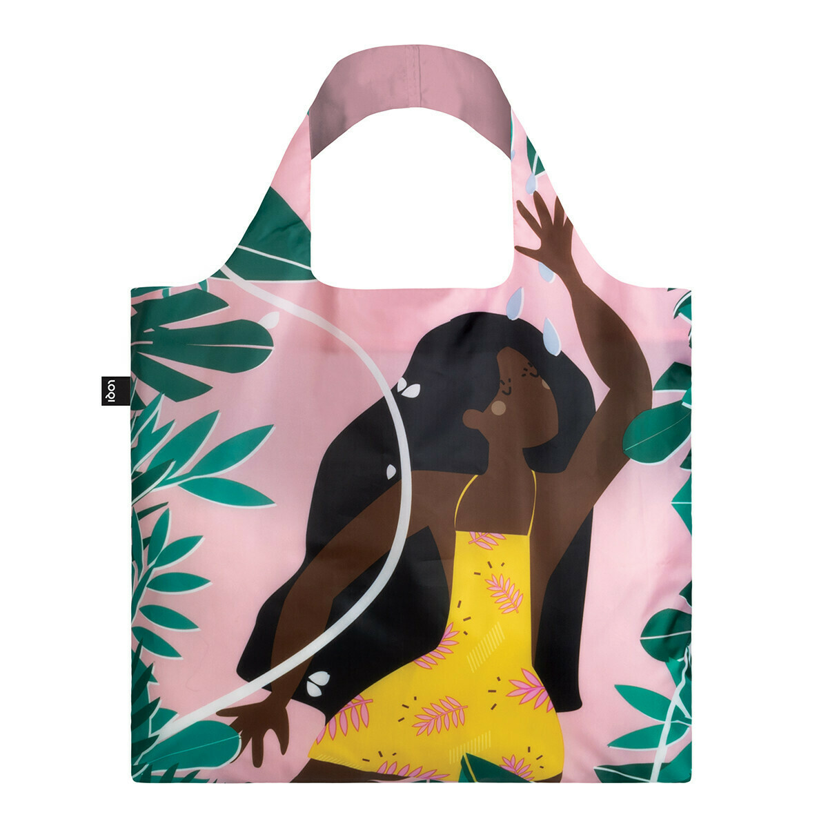 Shopping Bag - Celeste Wallaert Collection - Jungle