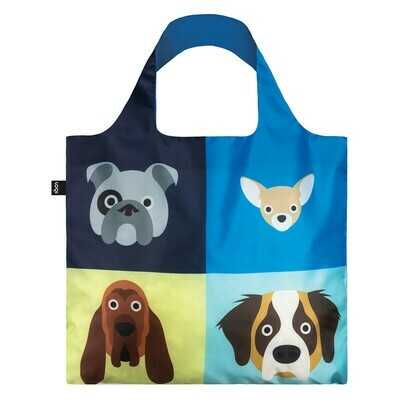 Shopping Bag - Cats & Dogs Collection - Woof