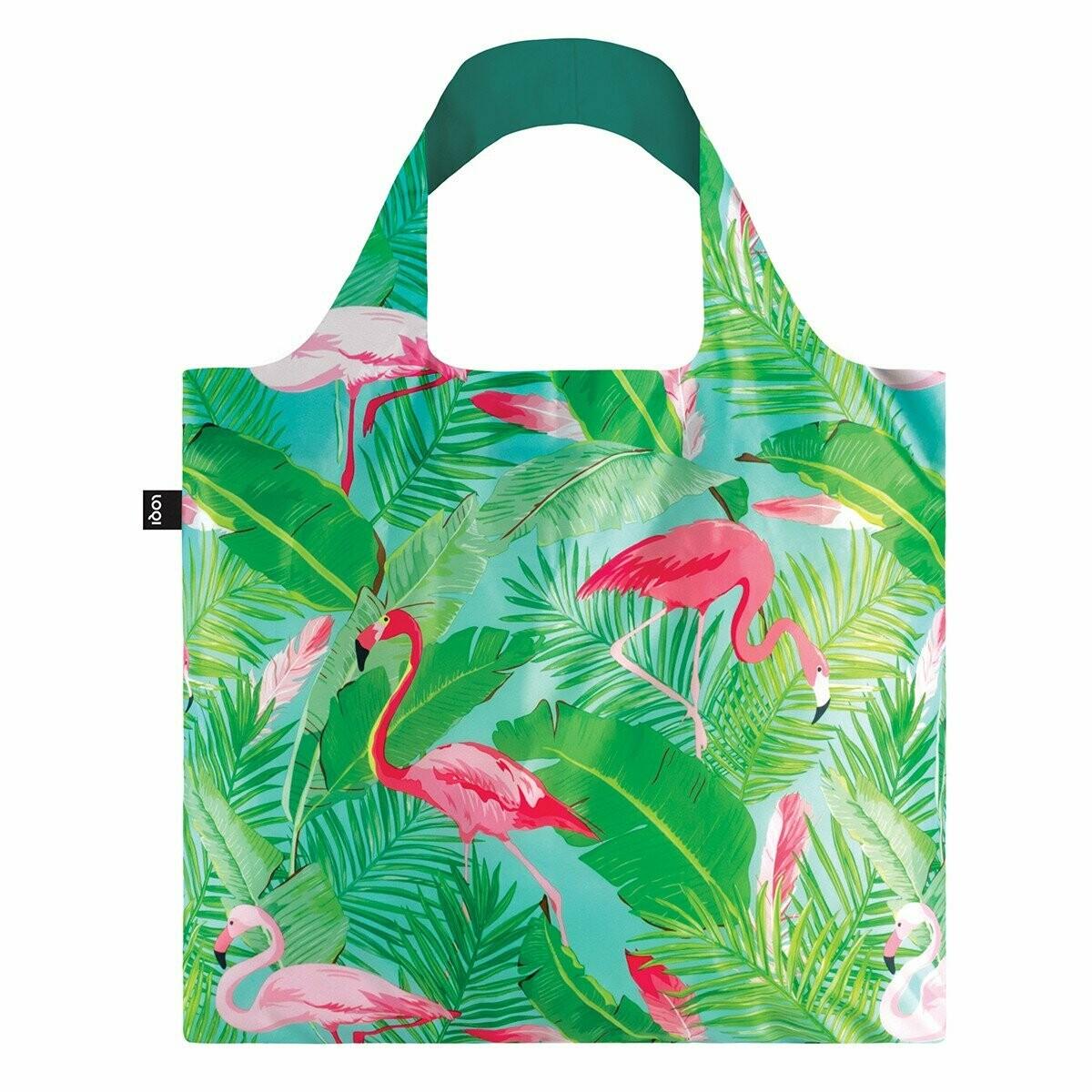 Shopping Bag - Wild Collection - Flamingos