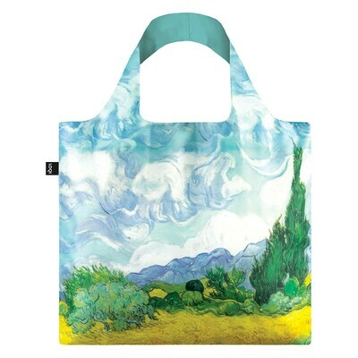 Shopping Bag - Museum Collection - Wheat Fields