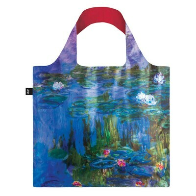 Shopping Bag - Museum Collection - Water Lilies
