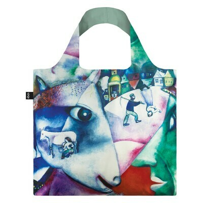 Shopping Bag - Museum Collection - I and the Village