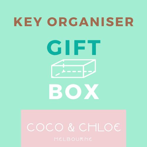 Key Organiser Gift Box
