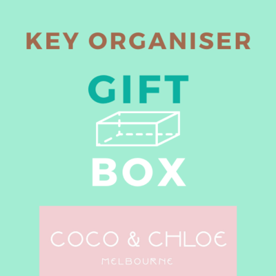 Key Organiser Gift Box