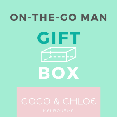 On-The-Go Man Gift Box