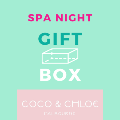 Spa Night Gift Box