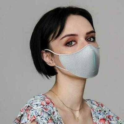 Protective Mask Set - Grey