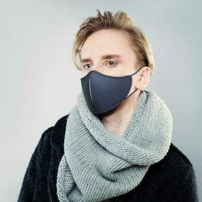 Protective Mask Set - Navy