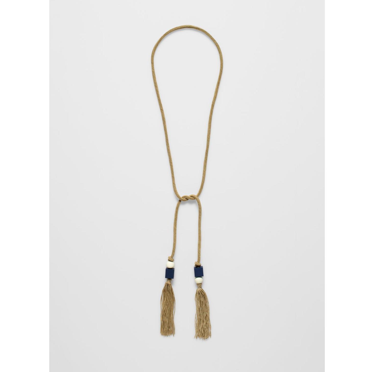 Mai Necklace/Belt - Clay