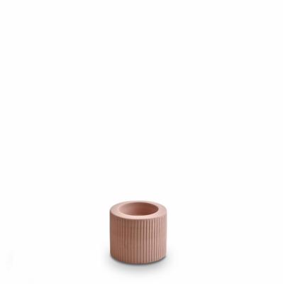 Infinity Ceramic Small Tealight - Ochre