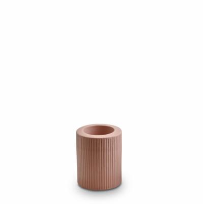 Infinity Ceramic Large Tealight - Ochre