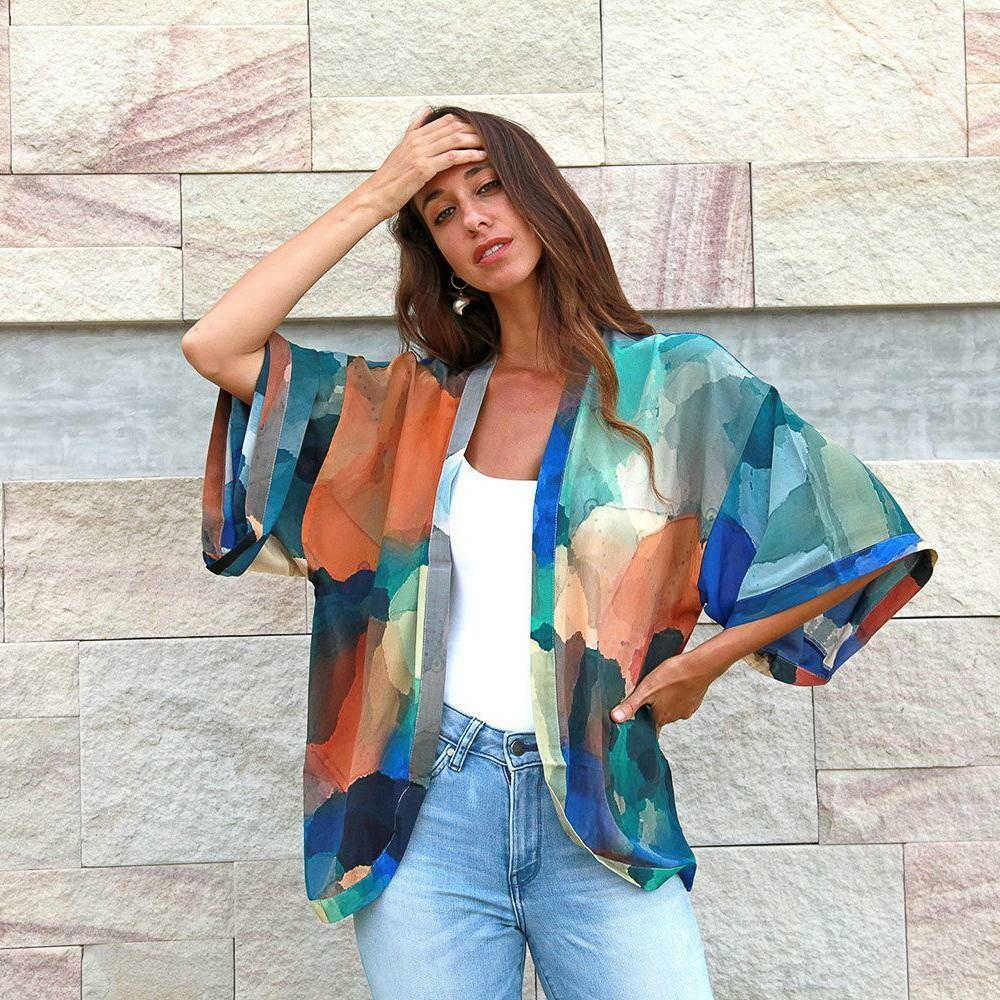 Kimono - Scared Geometry