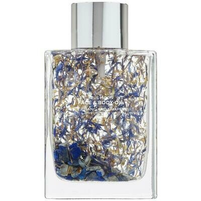 Face and Body Oil - Blue Moon - 100ml