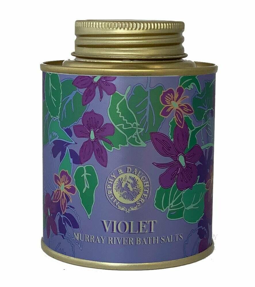 Bath Salts - 285ml - Violet