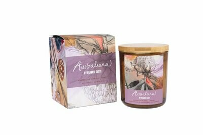 Soy Candle - Australian Series - Florals + Honey - 50hr burn