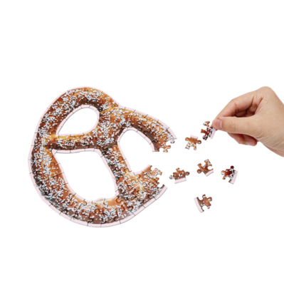 Little Puzzle Things - Soft Pretzel Jigsaw