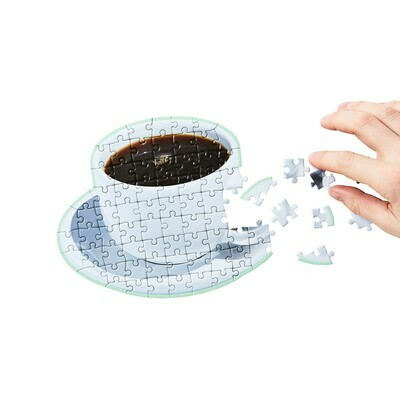 Little Puzzle Things - Coffee Jigsaw - Scratch & Sniff