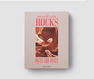 Puzzle - Rocks