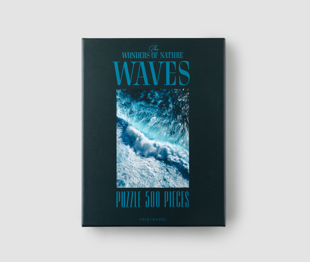 Puzzle - Waves
