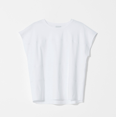 Netto Tee - White