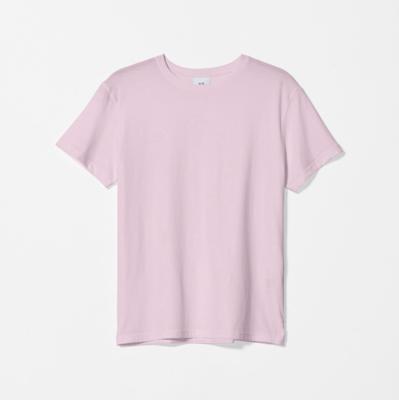 Henning Tee - Rose Pink