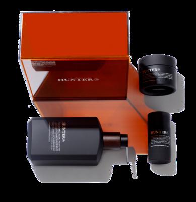 Daily Ritual Kit - Amber Acrylic Box