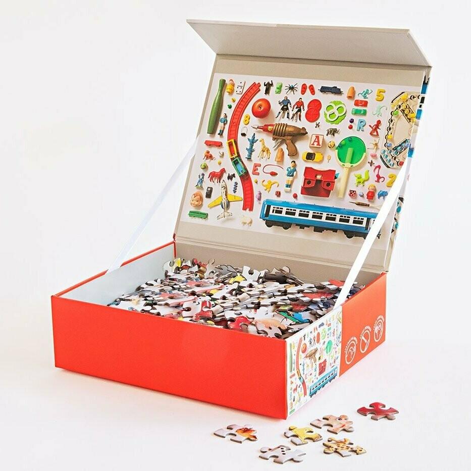500 Piece Puzzle - Memory Lane