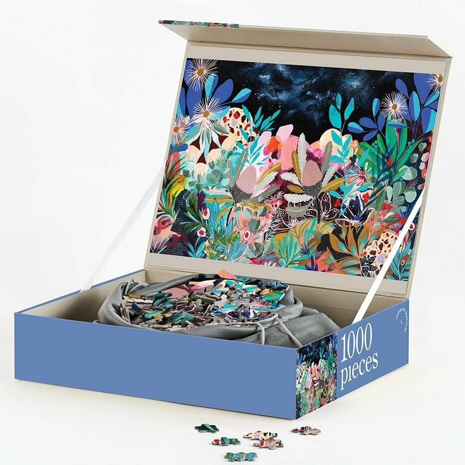 1000 Piece Puzzle - Secret Garden