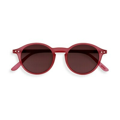 Sunglasses #D - Bloom - Sunset Pink