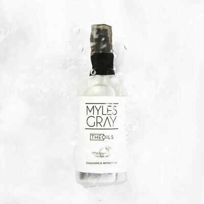 The Oils Essential Spray - Crystal Infused - Cleansing and Protection